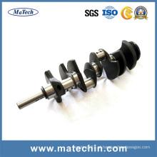 ISO9001 Certificado Fábrica Customizing Design Forjando para Eixo de Tubulação