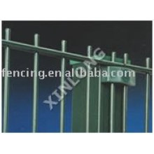 Valla de seguridad de doble alambre (fábrica)