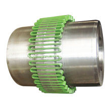 Flexible Feder- / Gitterkupplung für mittlere und schwere Ausrüstung