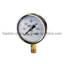 Hanton Pressure Gauge Shatter-Proof Type (HT-045PG)