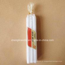 Super brilhante qualidade superior melhor preço puro branco vela