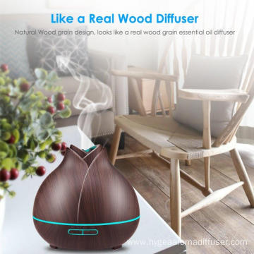 400ml Ultrasonic Waterless Aroma Diffuser