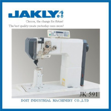 HIGH SPEED ROLLER FEED SINGLE NEEDLE LOCKSTITCH SEWING MACHINE JK 591