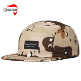 Raised by Wolves Algonquin 5 Panel Cap Full Desert Camo (QZ-LW-043)