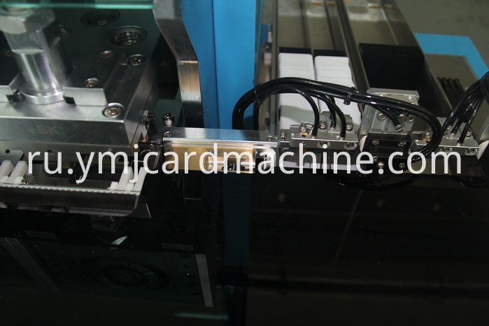 Detail of SIM Card Punching Machine 1