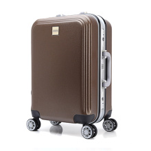 2016 New Hard&Strong with Different Styles&Colors Aluminum Trolley Luggage