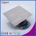 Fyeer 12 Zoll Ultrathin gebürstet Duschkopf LED Overhead Dusche