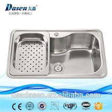 Chinese restaurant kitchen equipment stainless steel teka sinks