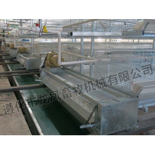 H Type Automatic Poultry Equipment Broiler Cage