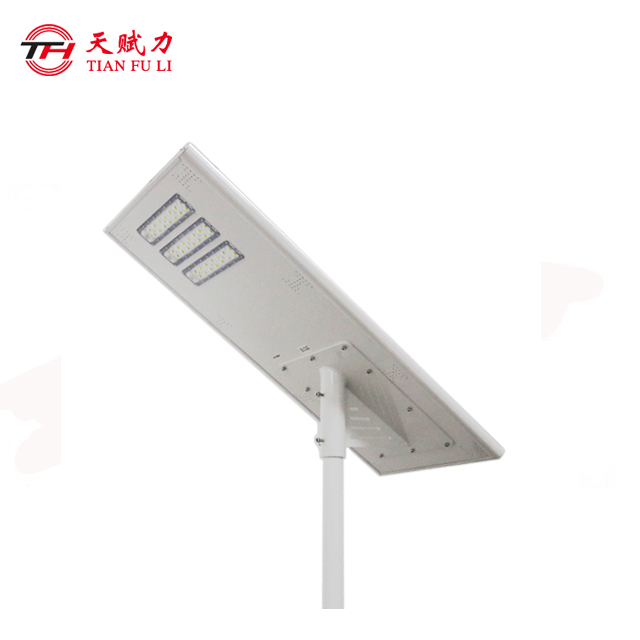 Soalr Street Light With Lithium Battery
