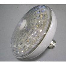 Cubierta de plástico 10W e27 llevó la luz del sensor de luz de la noche sensor de luz