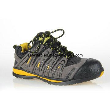 Sapato de segurança desportiva de musgo Toe Kevlar com bom preço