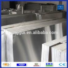 7075 & 6061 Tôle en tôle d'aluminium en alliage d'aluminium