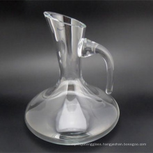 Hand Blown Glass Wine Decanter (CD029)
