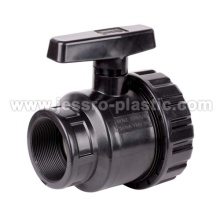 PVC VALVES-SINGLE UNION BALL VALVE (FEMALE THREAD)