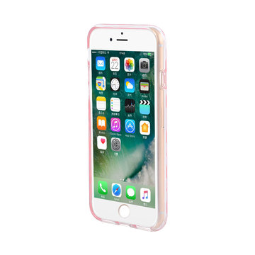 Transparente Petal Imd Iphone8 Shell