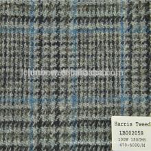 2017 Winter beheizte Jacke Harris Tweed Jacke Frauen und Männer Wintermäntel