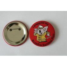 Emblema organizacional personalizado do emblema da lata dos desenhos animados (HY-MKT-0021)