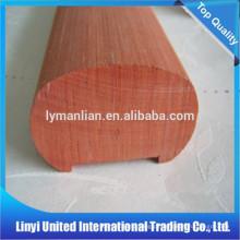 corrimão de carvalho vermelho de alta qualidade Carving madeira post com preços competitivos