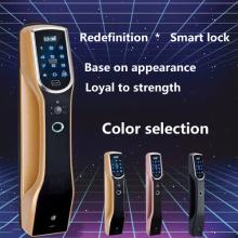 2020 New design fingerprint door lock