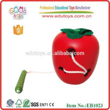 Wooden Apple Toys for Baby toy