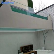 UV villa acrylic swimming pools panels
