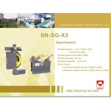 Gobernador de velocidad para el sistema de la seguridad del elevador (SN-SG-X3)