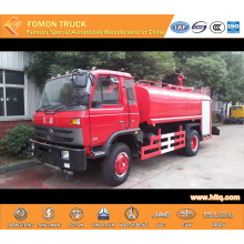 DONGFENG 4X2 rear rolling gate fire engine