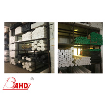 Semi-Finished Extruded High Density HDPE Rod