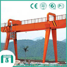 Capacity 32 Ton Double Girder Gantry Crane