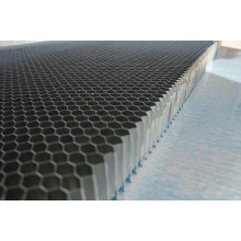 Nid d'abeille en aluminium pour le remplissage des portes