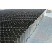 Alumbre de aluminio para relleno en puertas