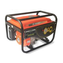 Venda quente 100% fio de cobre 2.5kw 5kwportable poder gerador de gasolina industrial