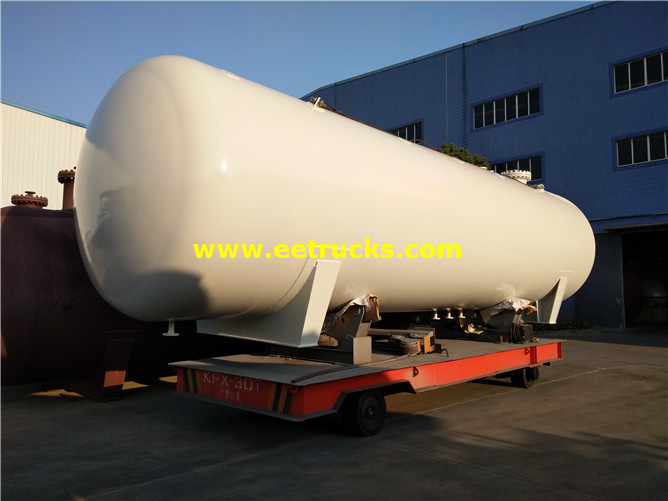 25ton Horizontal Liquid Ammonia Tanks