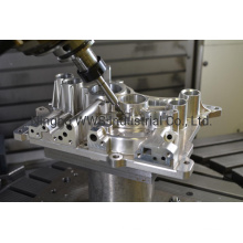 Turning-Milling Composite and 5-Axis Machining Parts