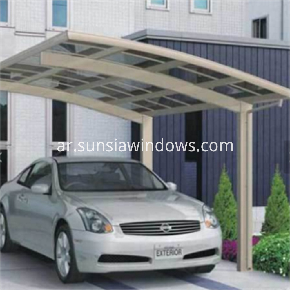 Easy DIY Aluminium Carport