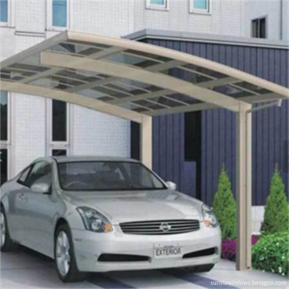 Easy DIY Aluminium Carport
