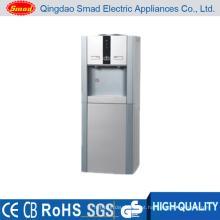 Elétrico / comprime o distribuidor da água do refrigerador de água refrigerando com armário