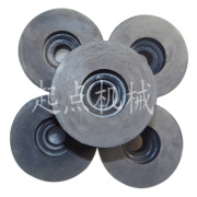 Rubber Tire For Scourer Machine