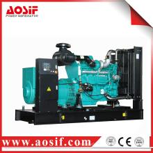 Китай верхний наземный генератор комплект 410kw / 513kva 60Hz 1800 об / мин морской дизельный двигатель
