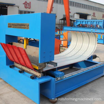 Sheet Metal Crimper Mesin kira-kira lenturan