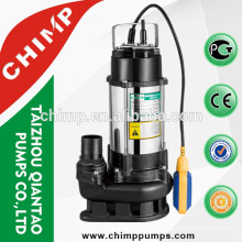 CHIMP PUMP V1100Q high capacity submersible water pump for sewage
