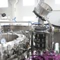Máquina automática de llenado de botellas de vidrio de cerveza