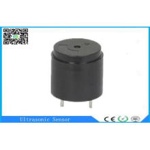 Wireless Thru-Hole  Electromagnetic Buzzer 85dB ABS Black H