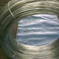 Cable de alimentación de acero revestido de zinc cuerda de alambre