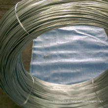Corda de fio de aço revestida de zinco de cabo elétrico