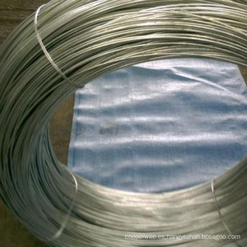 Cable eléctrico Cuerda de alambre de acero revestida de zinc
