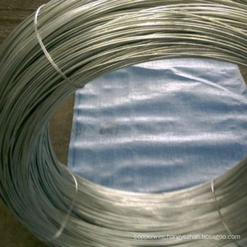 Electrical Cable Zinc-Coated Steel Wire Rope