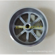 aluminium casting wheel for automobile
