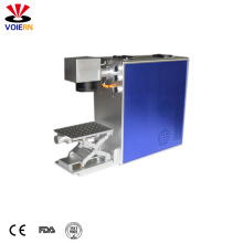 Voiern factory good price high precision  handheld 20 W  portable fiber laser marking machine for metal sheet